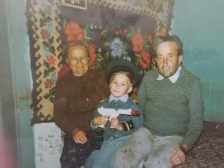 bunica eu bunicul